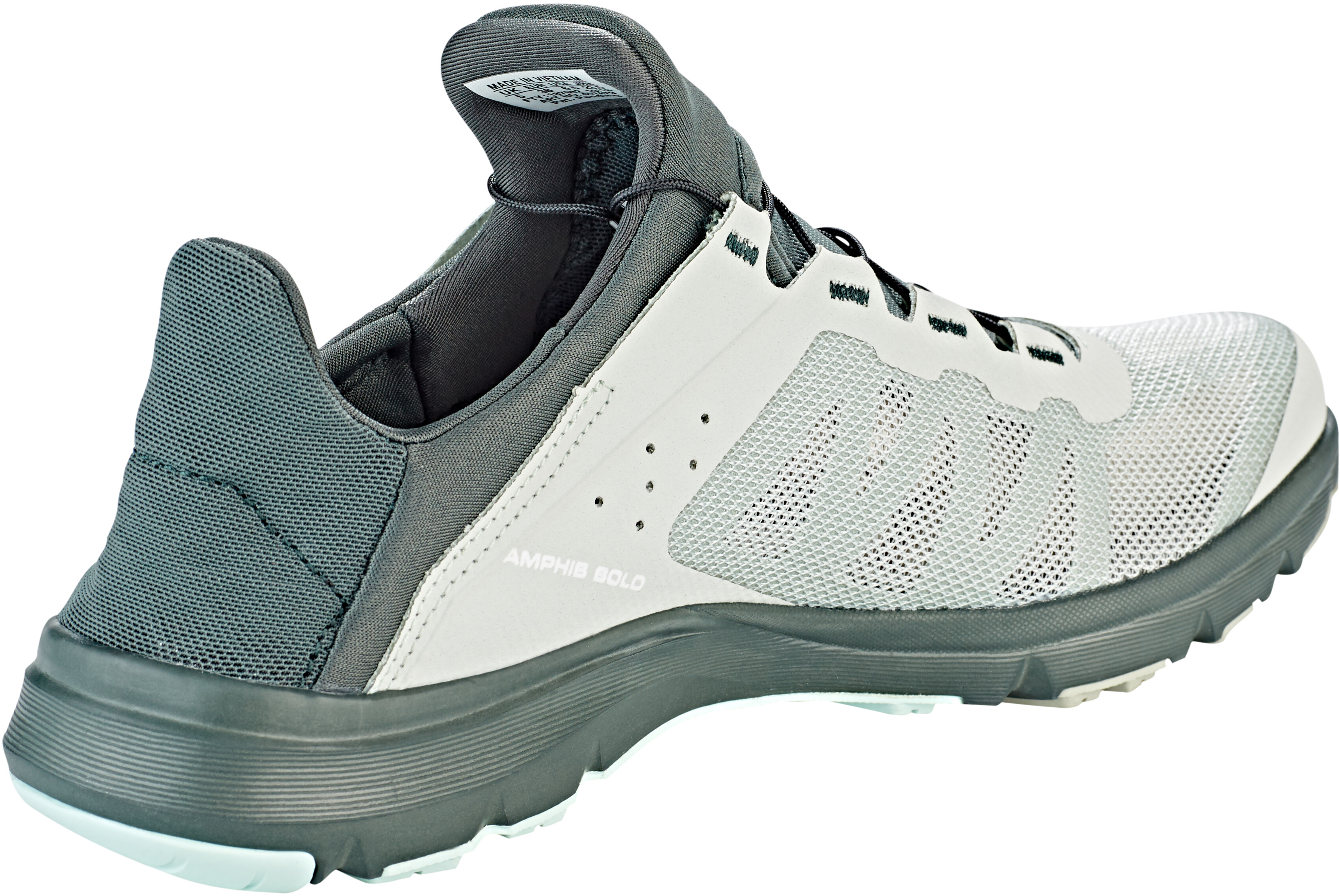 1b92ea42b0 Salomon Amphib Bold Shoes Women mineral gray/crown blue/white